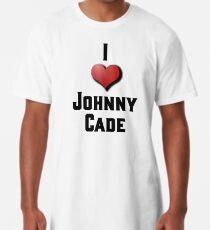 Ich liebe Johnny Cade Longshirt