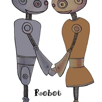 Robot Love by Housh68