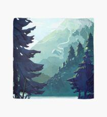 Kanadischer Berg Tuch