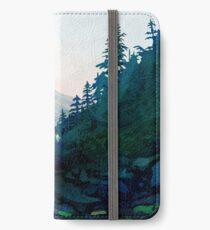 Heritage Art Series - Jade iPhone Wallet/Case/Skin