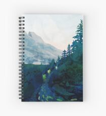 Heritage Art Series - Jade Spiral Notebook