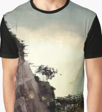 Misty Mountain Graphic T-Shirt