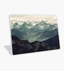 Mountain Fog Laptop Skin