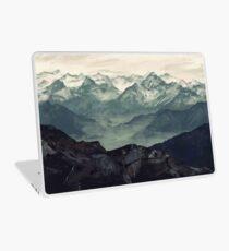 Mountain Fog Laptop Skin