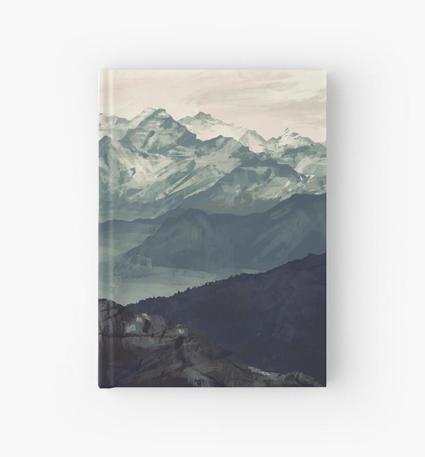 «Niebla de montaña» de MicaelaDawn