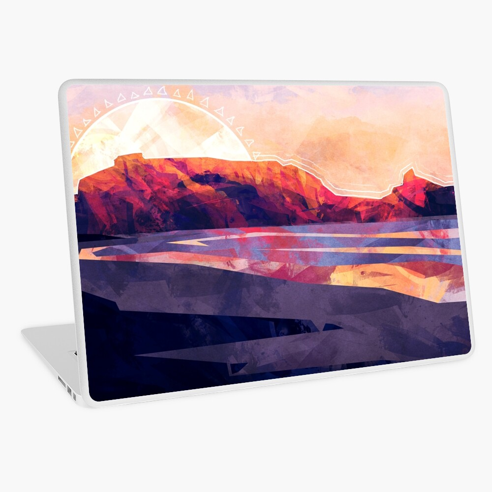 Table Mountain Laptop Skin