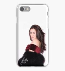 Lauren J iPhone Case/Skin