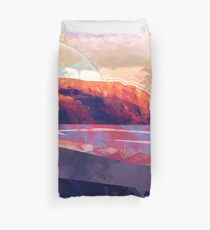 Table Mountain Duvet Cover
