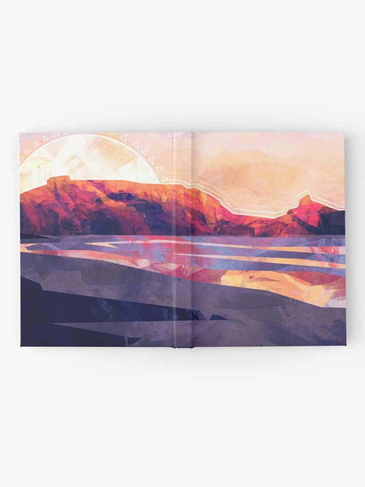 Alternate view of Table Mountain Hardcover Journal