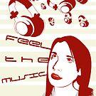 feel the music by Zane Bennett