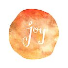 Watercolor Joy: Orange (can be modified) by queer-kelloggs