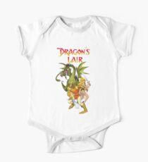 Dragon's Lair - Arcade Variant Kids Clothes