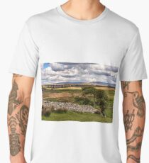Ribblehead Viaduct Men's Premium T-Shirt