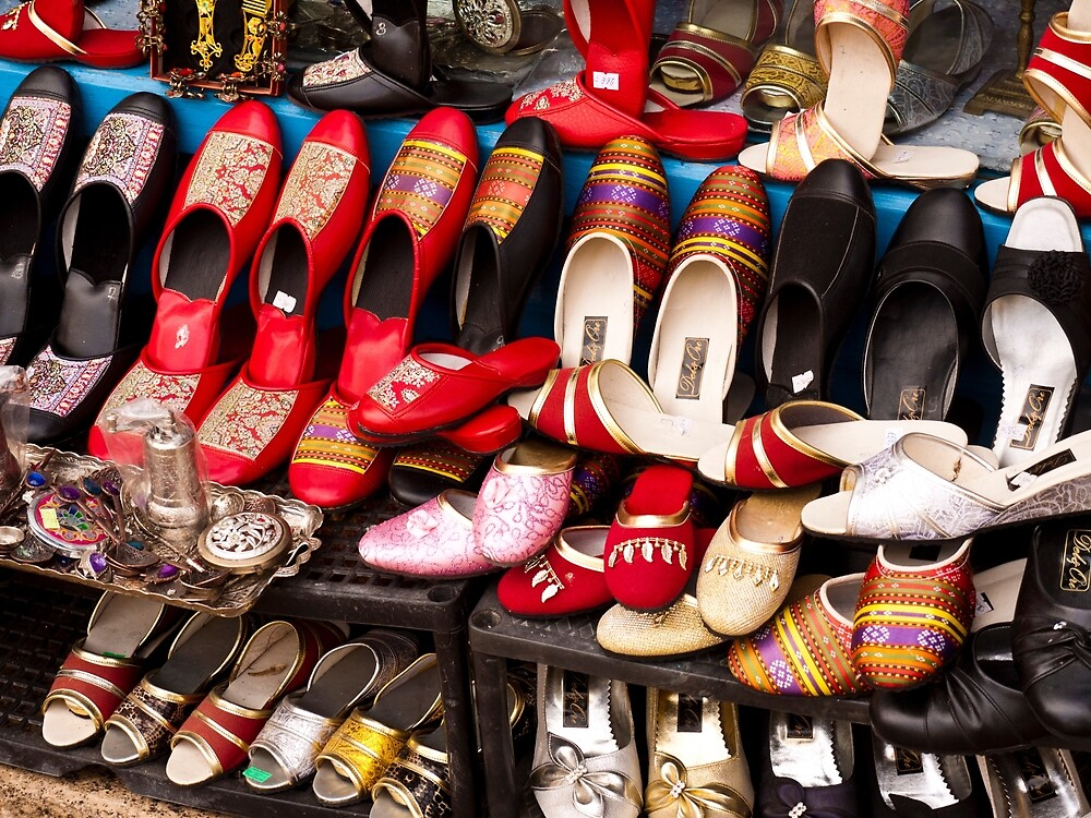 Women's Shoes by Rae Tucker