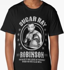 "Sugar Ray Robinson ""Legend"" Long T-Shirt"