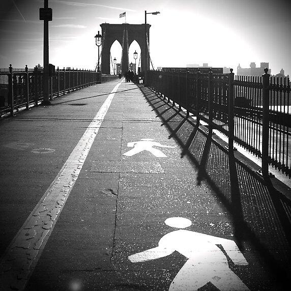 Brooklyn Bridge by Coby .