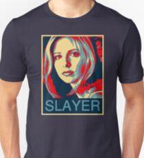 Buffy the Vampire Slayer - Obama Poster T-Shirt