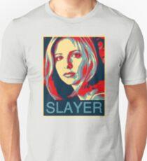 Buffy the Vampire Slayer - Obama Poster Unisex T-Shirt