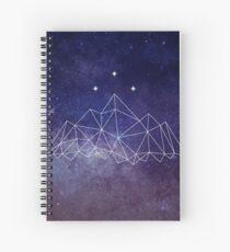 The Night Court Spiral Notebook