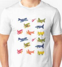 Skavsta Aeroplanes Unisex T-Shirt