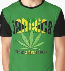 jamaica ganja Graphic T-Shirt