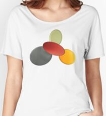 Playful colours Women's Relaxed Fit T-Shirt