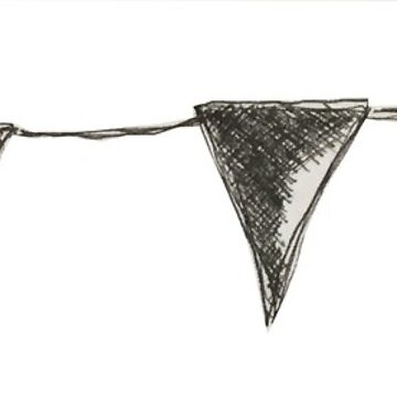 FLAG BUNTING by sarahdallow
