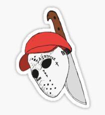 Ski Mask - Voorhees Sticker