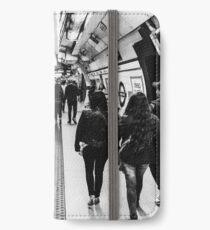 Underground. iPhone Wallet/Case/Skin