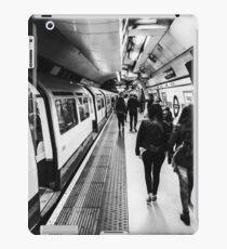 Underground. iPad Case/Skin