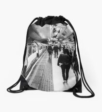 Underground. Drawstring Bag