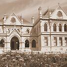 Historic House by Jodi Webb