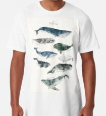 Whales Long T-Shirt