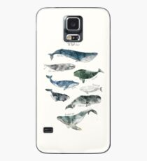 Whales Case/Skin for Samsung Galaxy