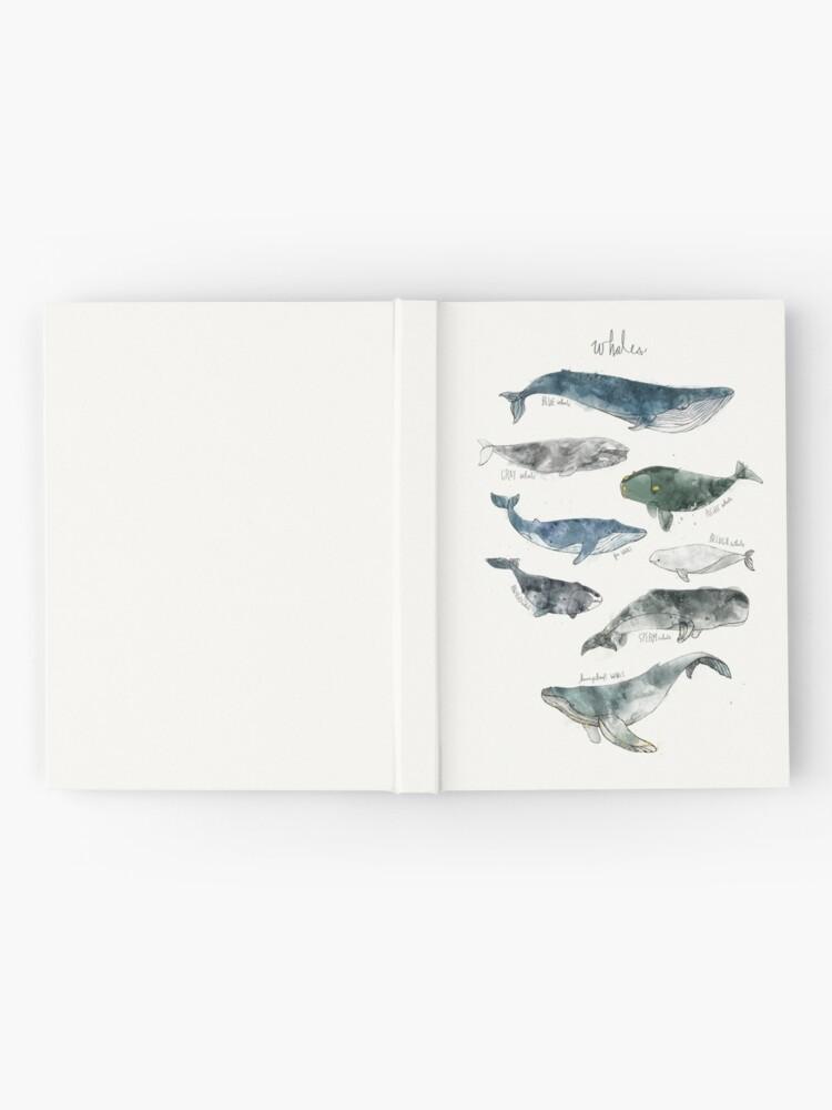 Alternative Ansicht von Wale Notizbuch