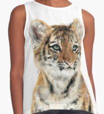 Little Tiger Sleeveless Top