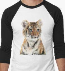 Little Tiger Baseball ¾ Sleeve T-Shirt