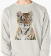 Little Tiger Pullover Sweatshirt