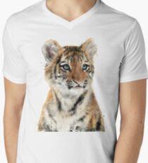 Little Tiger V-Neck T-Shirt