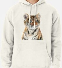 Little Tiger Pullover Hoodie
