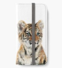 Little Tiger iPhone Wallet/Case/Skin