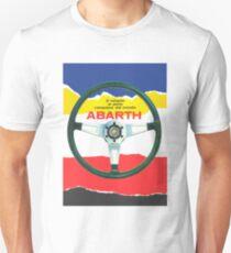 Volante campione Abarth Unisex T-Shirt