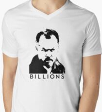 Great Mike Vagner «Wags» from Billions Mens V-Neck T-Shirt