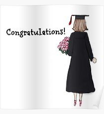 Graduation Congratulations: Posters | Redbubble