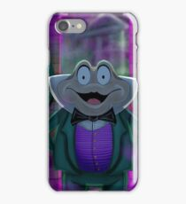 Mr Toad's New Job by Topher Adam iPhone Case/Skin