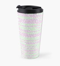 UNHHHH (openings) Travel Mug