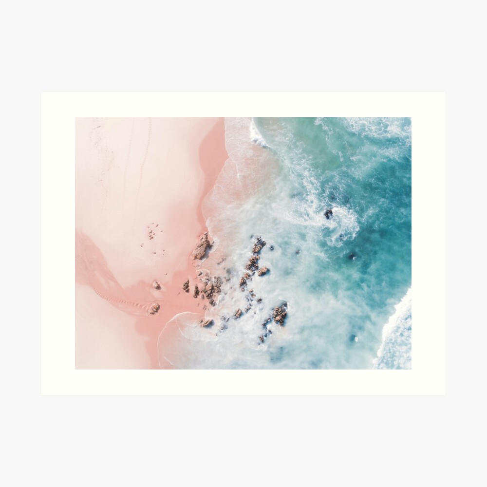 sea bliss Art Print