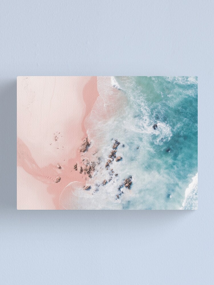 Alternate view of sea bliss Canvas Print