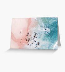 sea bliss Greeting Card