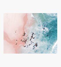 Lámina fotográfica felicidad del mar